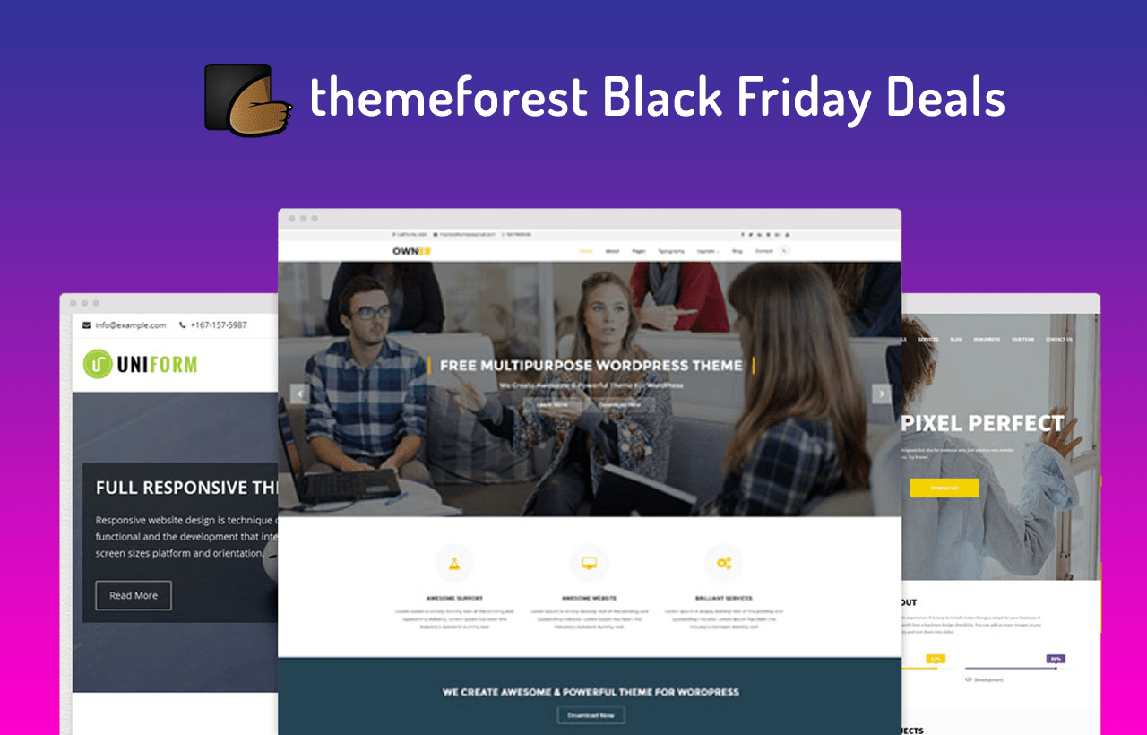 themeforest black friday