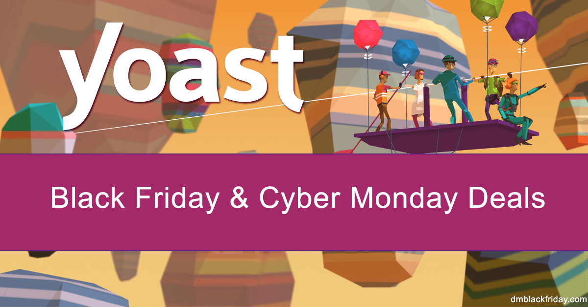 Yoast Seo Black Friday