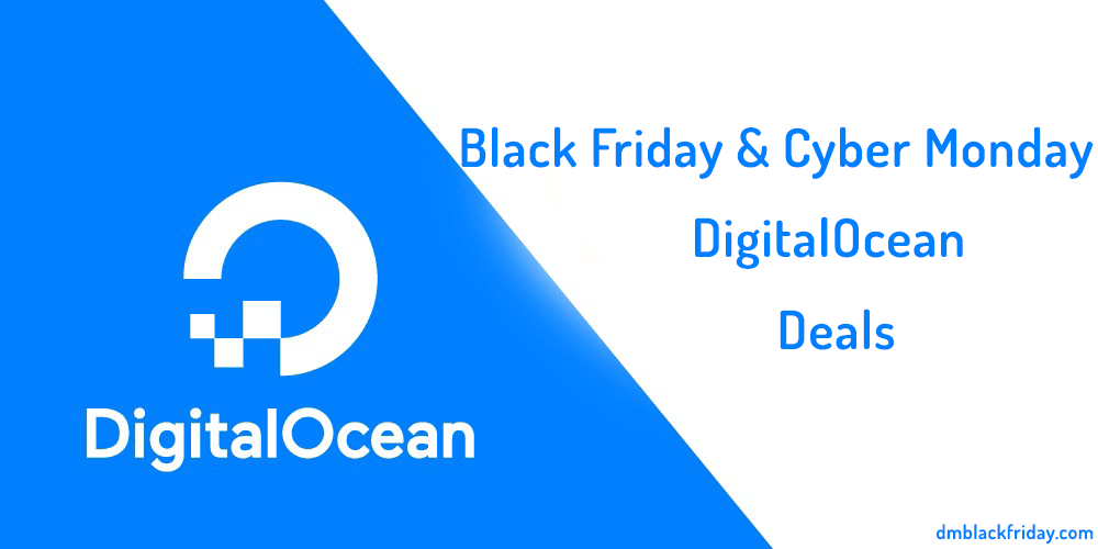 Digital Ocean Black Friday