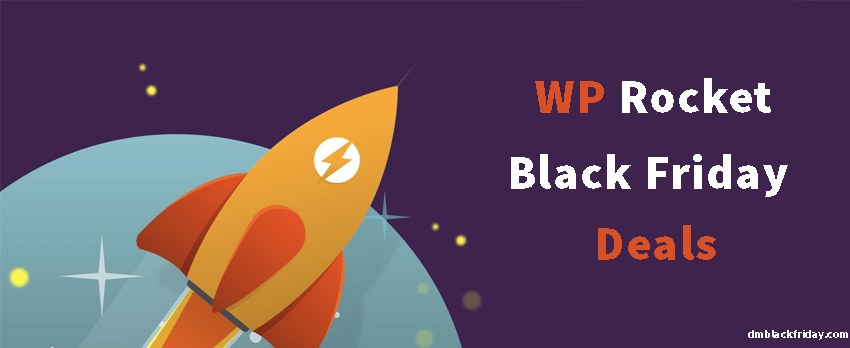 WP rocket black friday deals